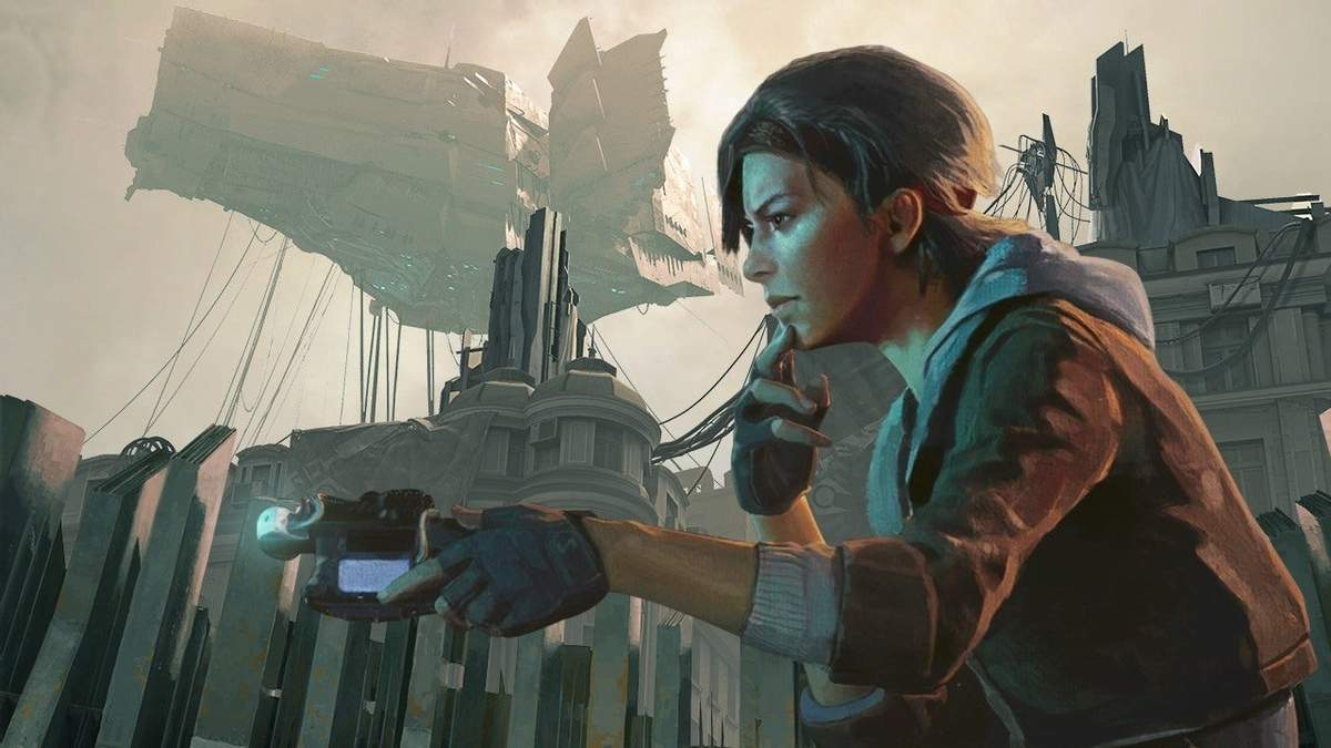 Дизайнер уровней в игре Half-Life: Alyx назвал свою любимую часть серии