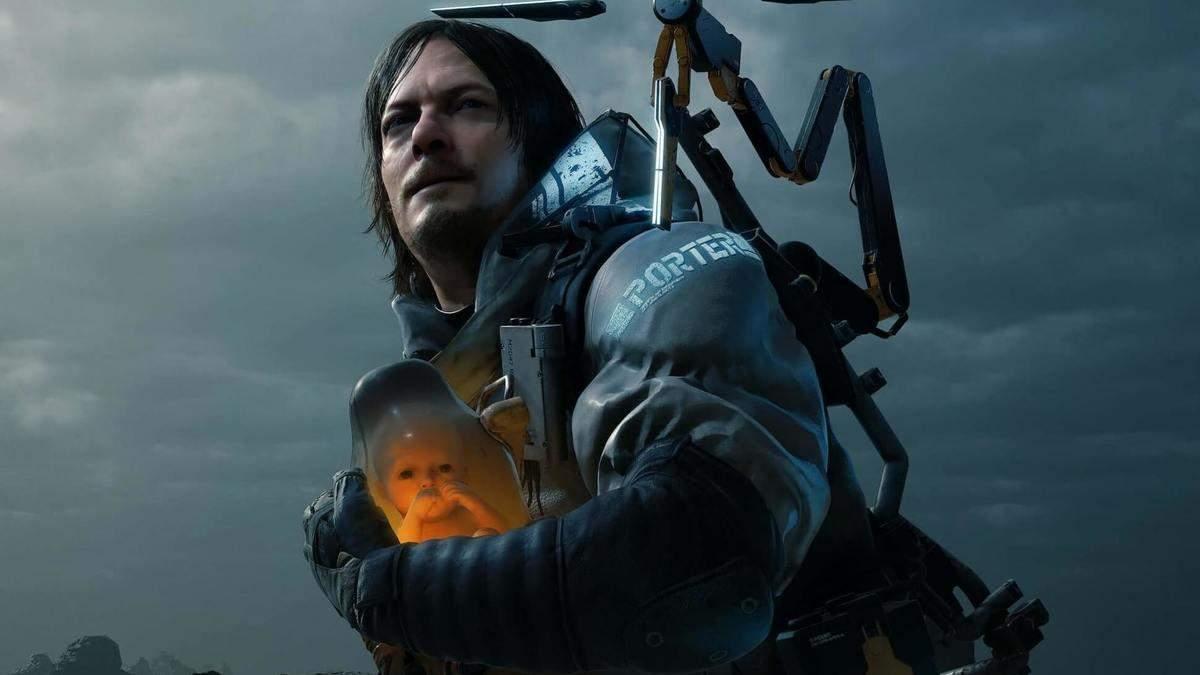 В грі Half-Life: Alyx виявили відсилку до Death Stranding Хідео Кодзіми