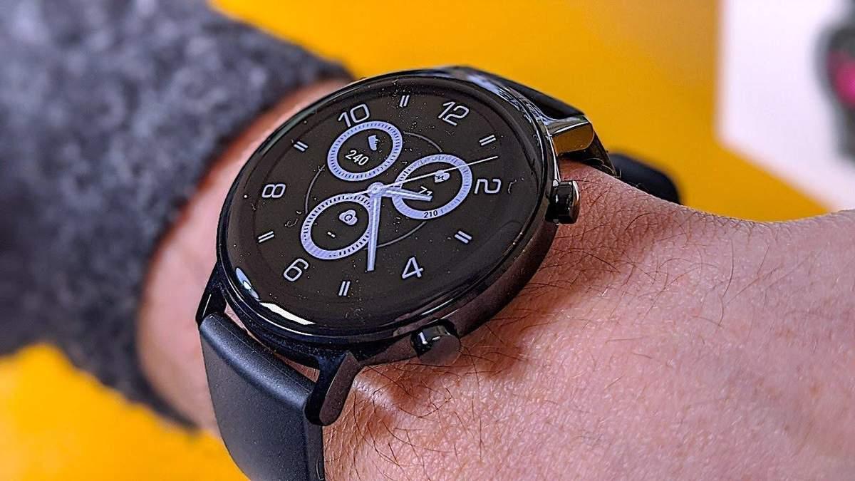 Huawei Watch GT2: представили новые смарт-часы с высокой автономностью