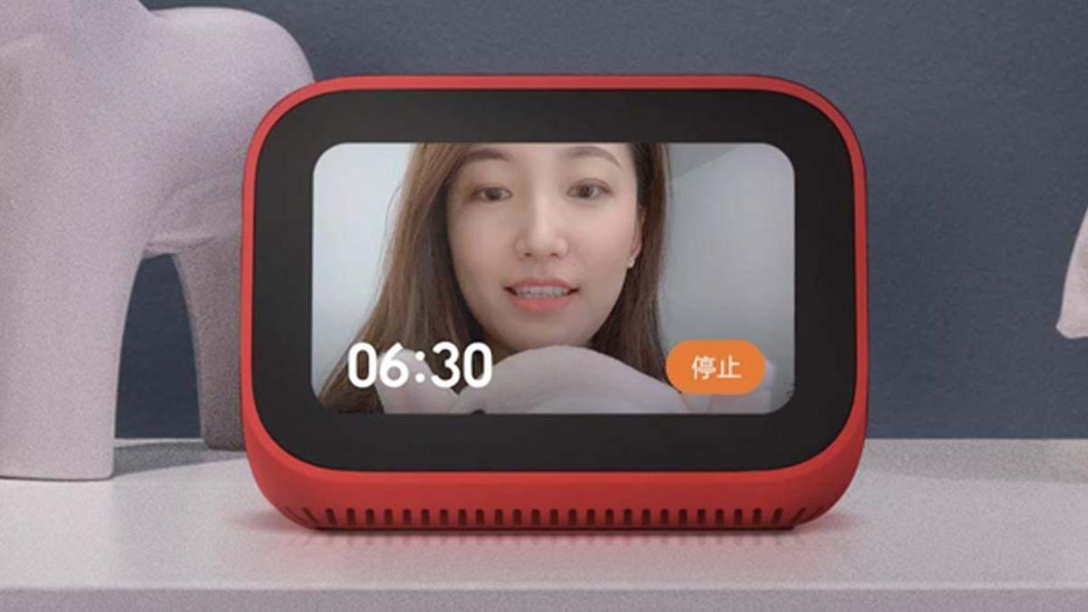 Розумна колонка XiaoAI Touch Screen Speaker