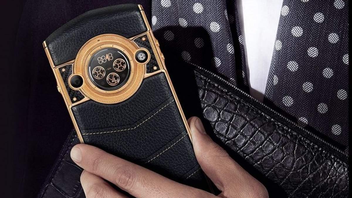 Titanium M6 – найдорожчий смартфон на базі процесора Snapdragon 865