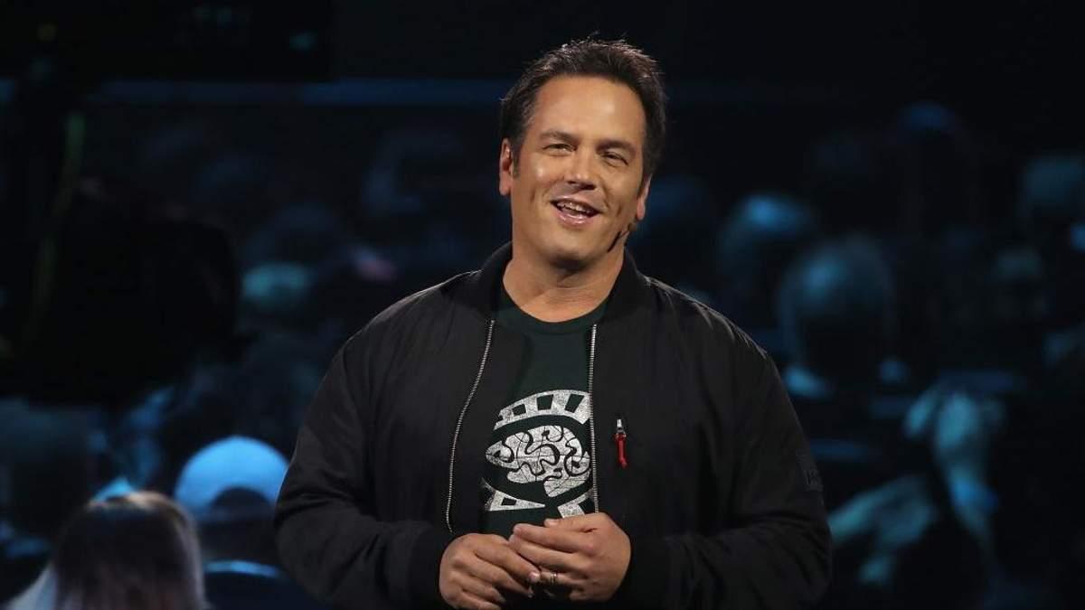 Очільник Xbox покепкував над Sony через характеристики PlayStation 5