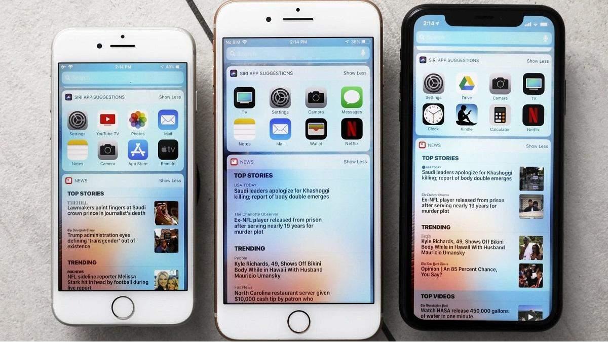 Інтерфейс iPhone в iOS 14 можна буде змінювати за бажанням