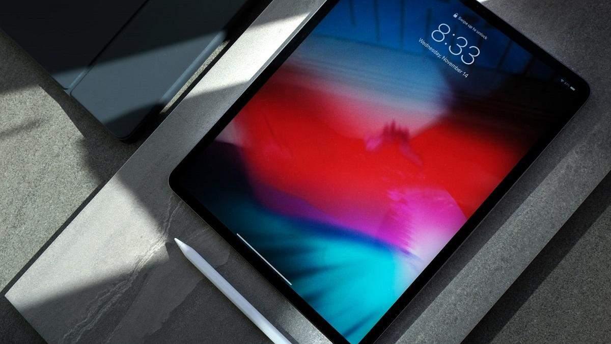 iPad Pro 2020 получил необычную функцию защиты от прослушивания