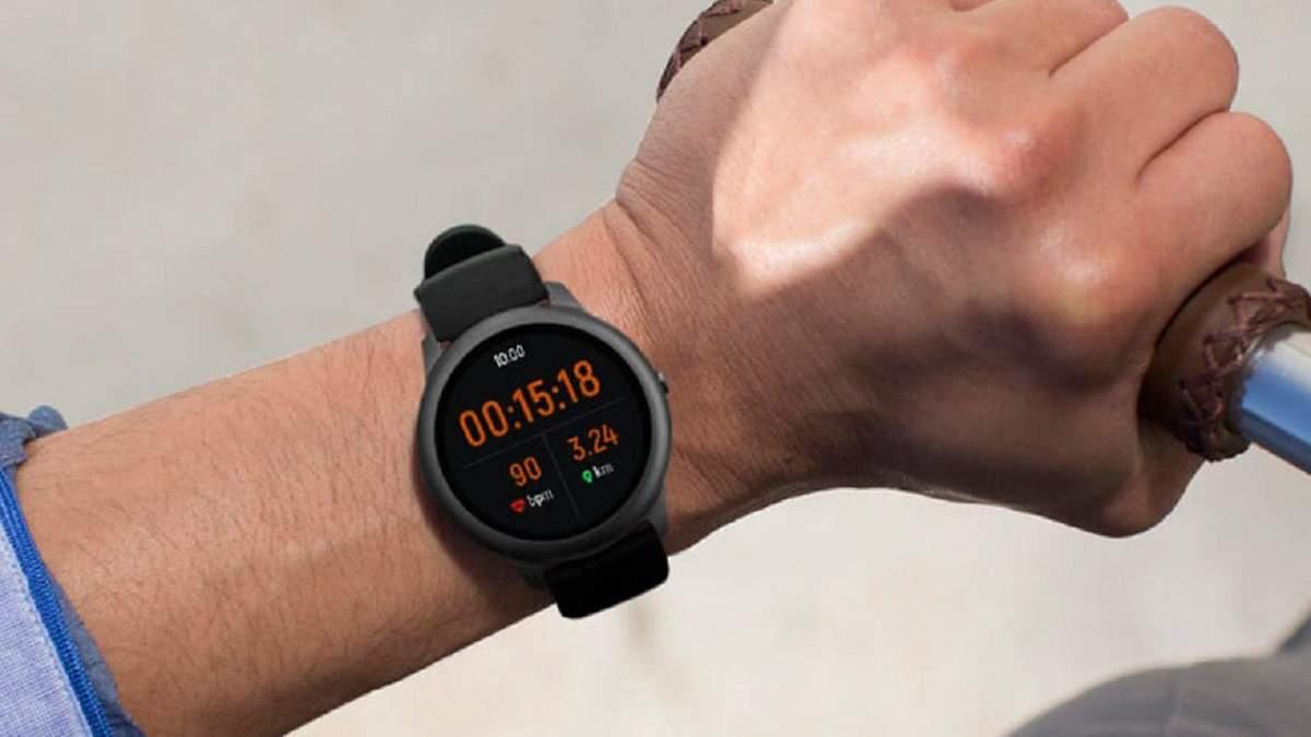 Xiaomi представила смарт-часы Haylou Solar с рекордной автономностью