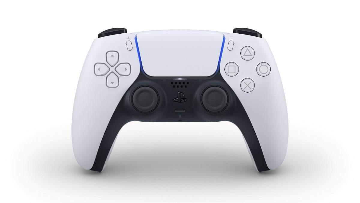 Sony раптово показала новий геймпад для PlayStation 5 – DualSense