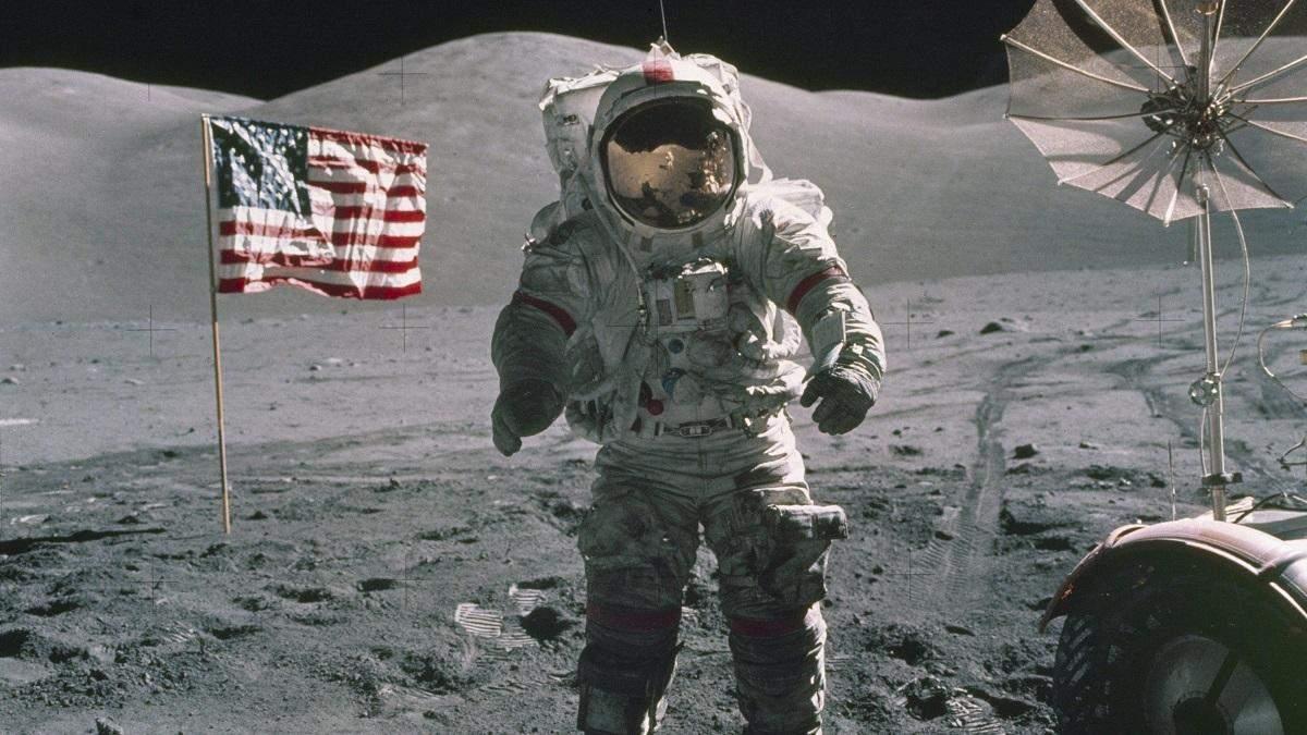 Трамп заявил о правах США на Луну и другие космические объекты