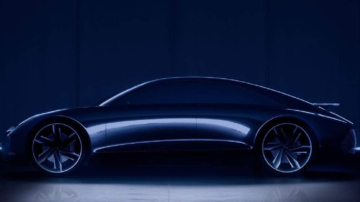 Hyundai раскрыла подробности о футуристическом электромобиле Prophecy