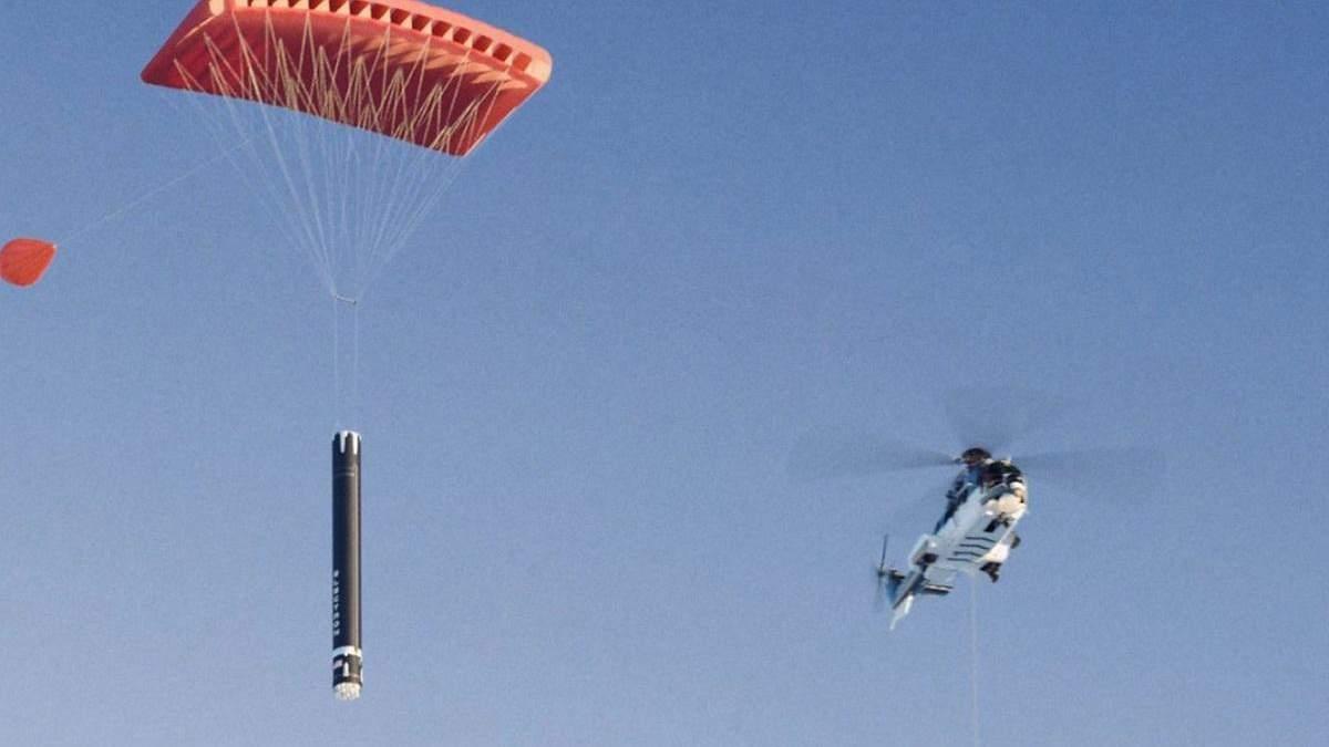 Rocket Lab продемонструвала в дії альтернативу багаторазовим ракетам Ілона Маска: відео