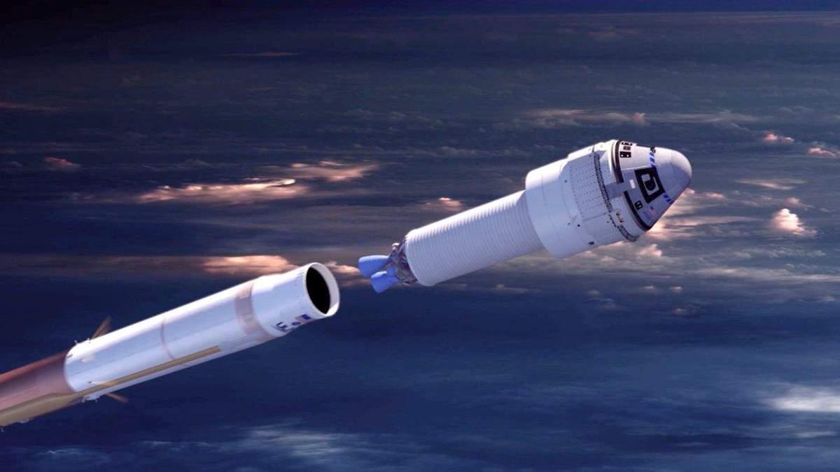 Друга спроба: Boeing повторно запустить космічний корабель Starliner