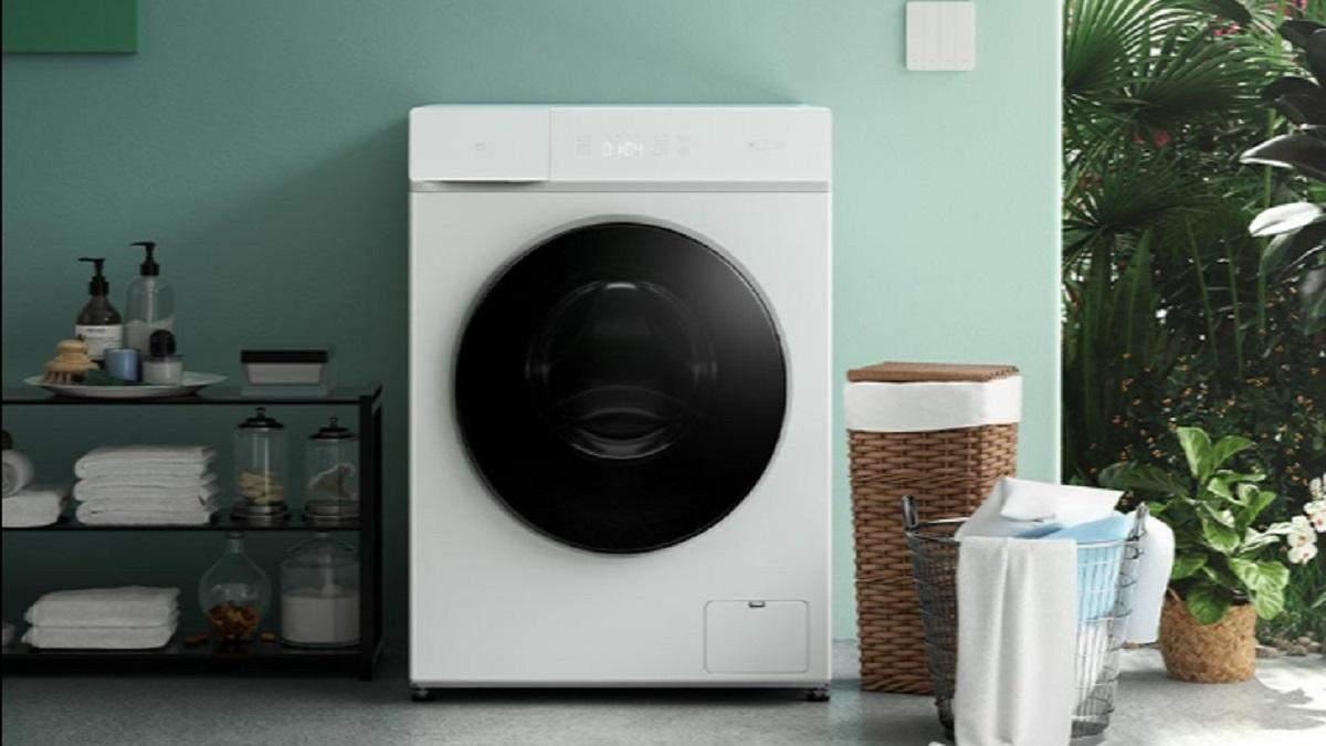 Xiaomi выпустила разумную стиральную машину с голосовым управлением