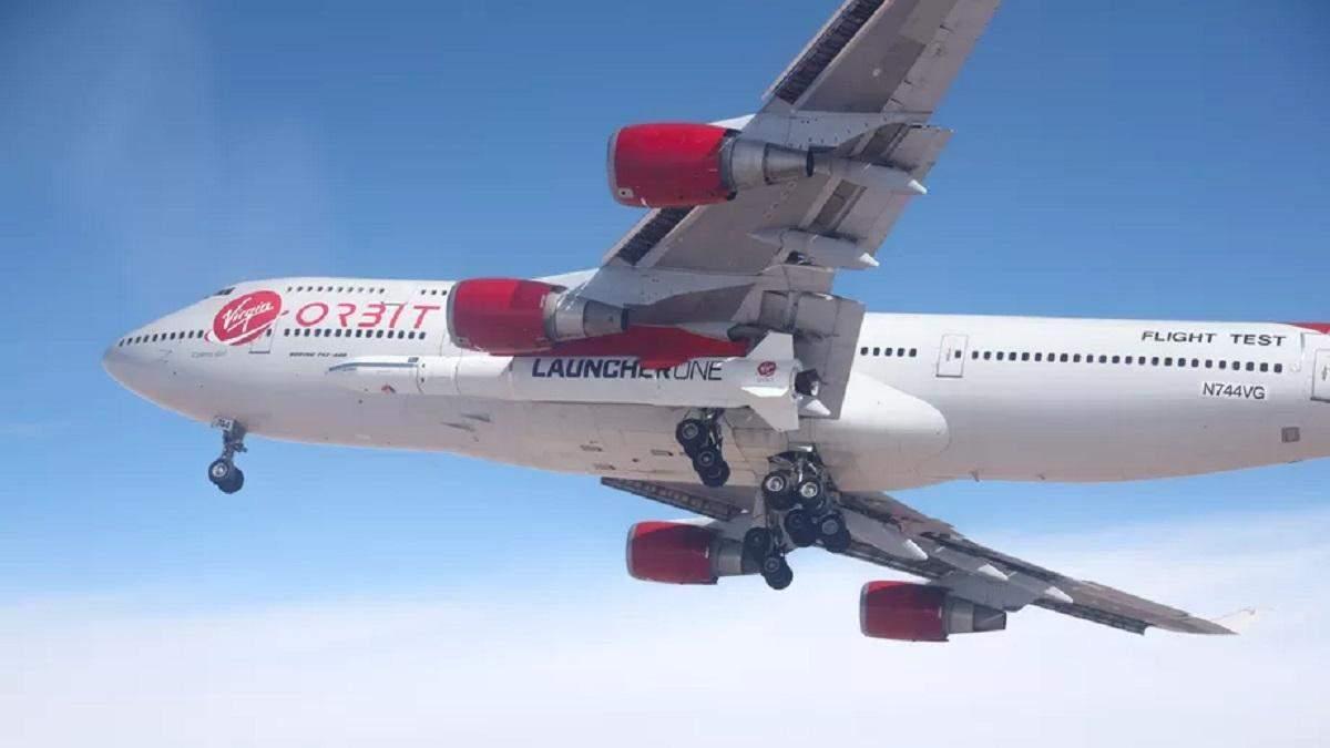 Virgin Orbit провела финальные испытания перед первым запуском LauncherOne