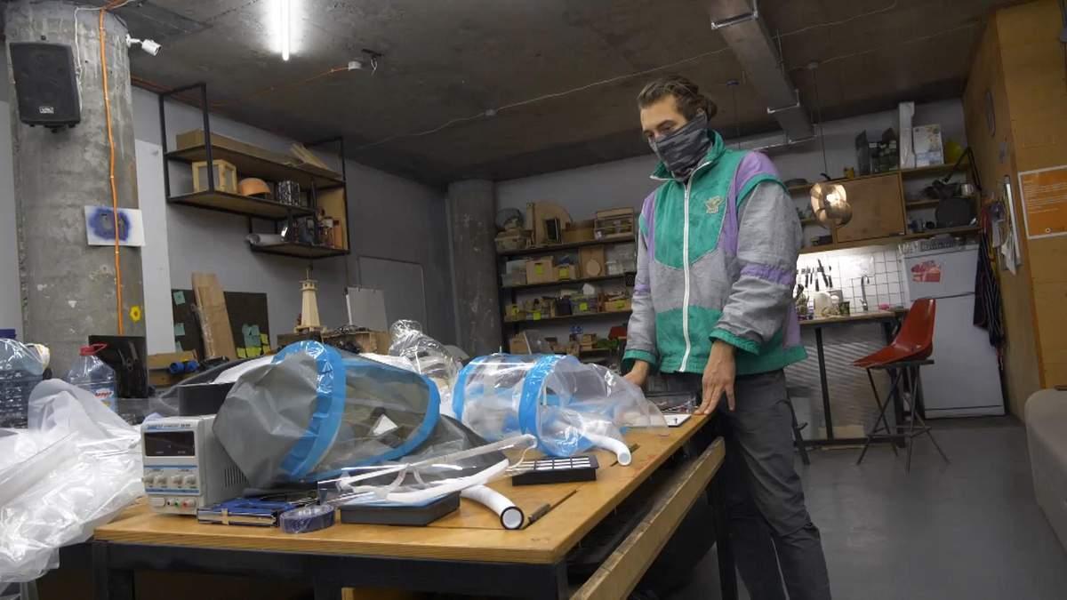 Как инженеры и дизайнеры из Харькова помогают медикам в борьбе с коронавирусом: фото, видео