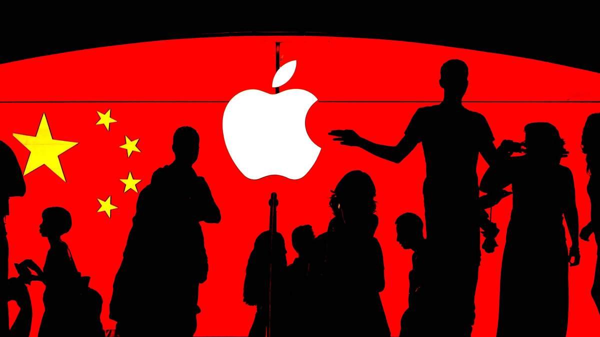 Китайський ринок оговтується: продажі смартфонів зросли на 241%