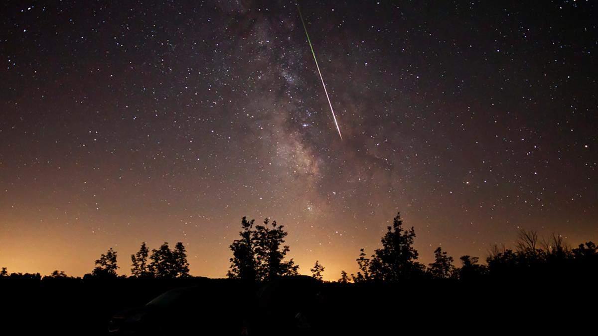 Метеоритний потік 2020 – дата, час потоку Ліріди