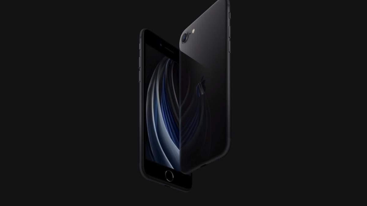 iPhone SE 2020 – огляд, характеристики, камера і ціна