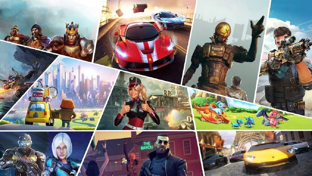 Gameloft роздає безкоштовний набір з 30 класичних ігор для Android на честь ювілею студії