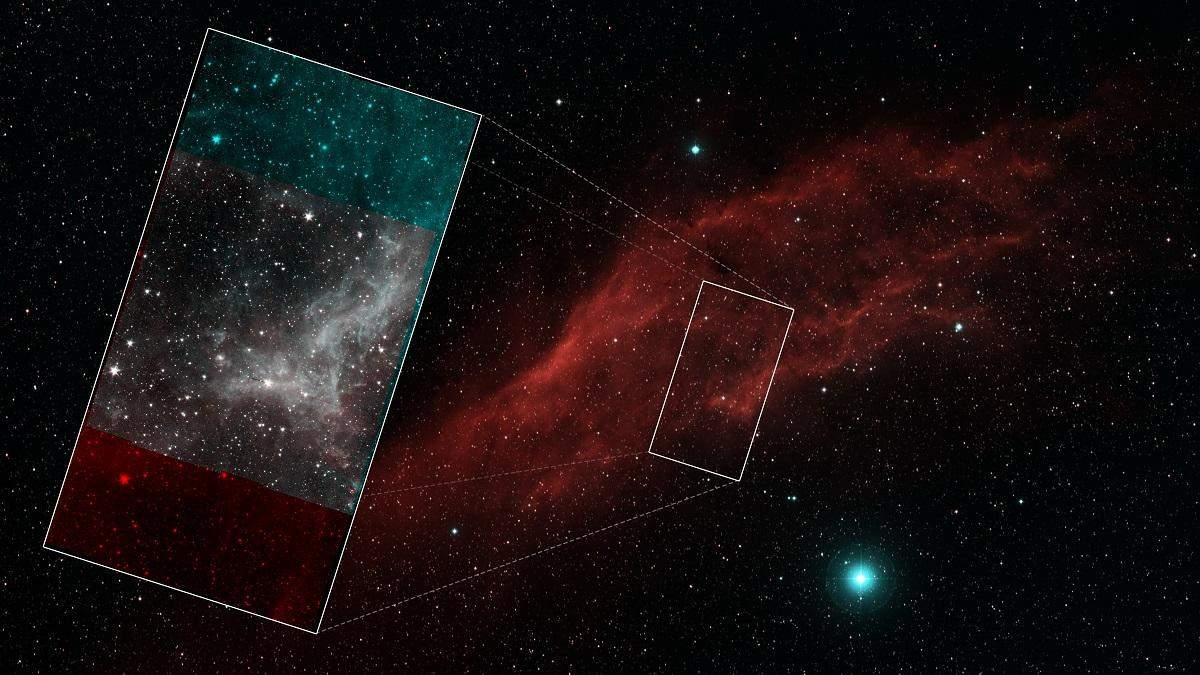 NASA опублікувало останній знімок космічного телескопа Spitzer