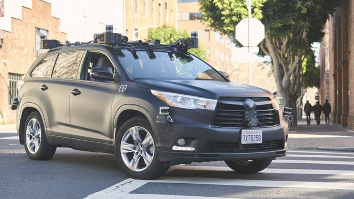 Стартап Zoox показал запись часовой поездки робомобиля по Сан-Франциско