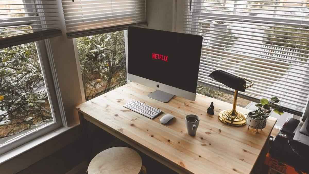 Коронавірус на користь: Netflix встановив рекорд за кількістю відвідувачів