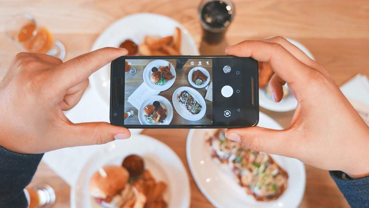 Як замовити їжу через Інстаграм онлайн – подробиці
