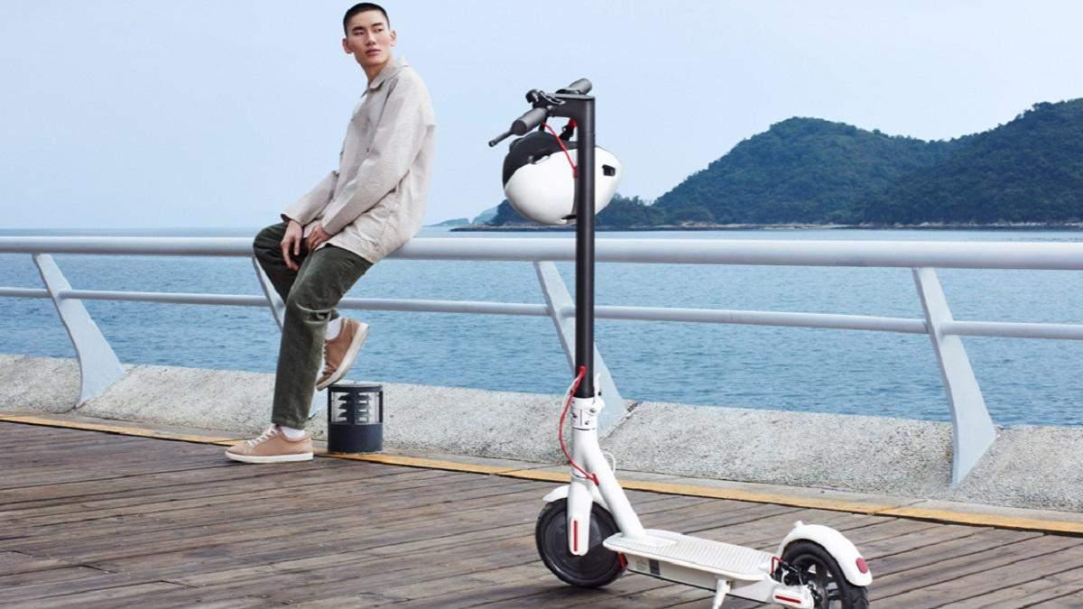 Xiaomi випустила бюджетний електросамокат для міських поїздок
