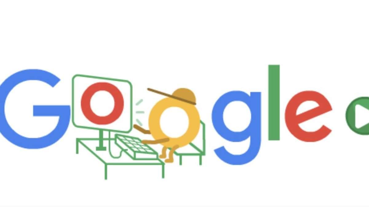 Google запустил антикарантинний дудл-марафон с интерактивными играми