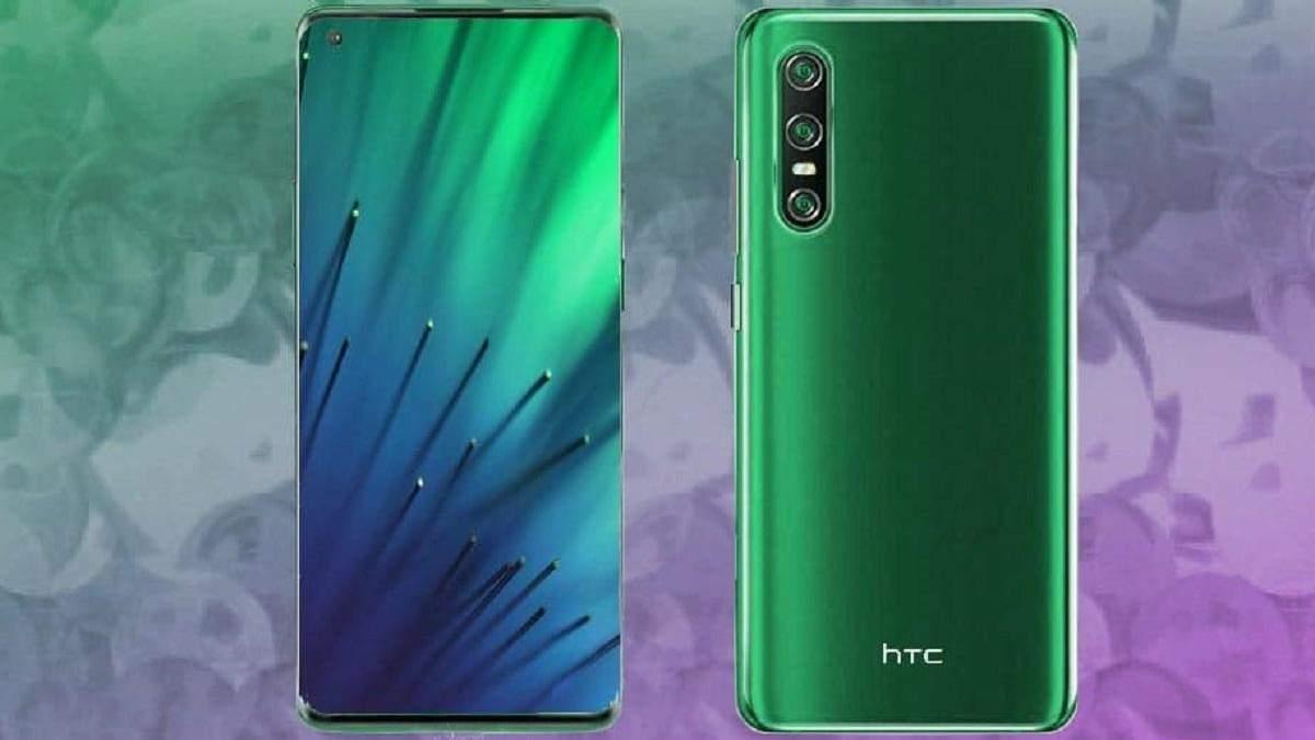 Характеристики нового смартфона HTC попали в сеть до анонса