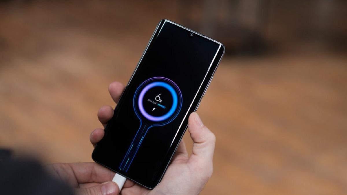 Недорогі смартфони теж отримають швидкі зарядки
