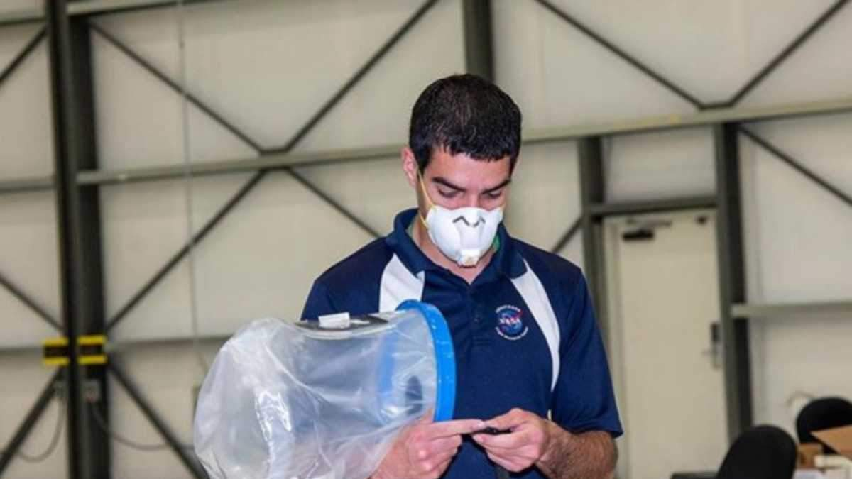 NASA и Virgin Galactic помогут в борьбе с COVID-19: представили разработки