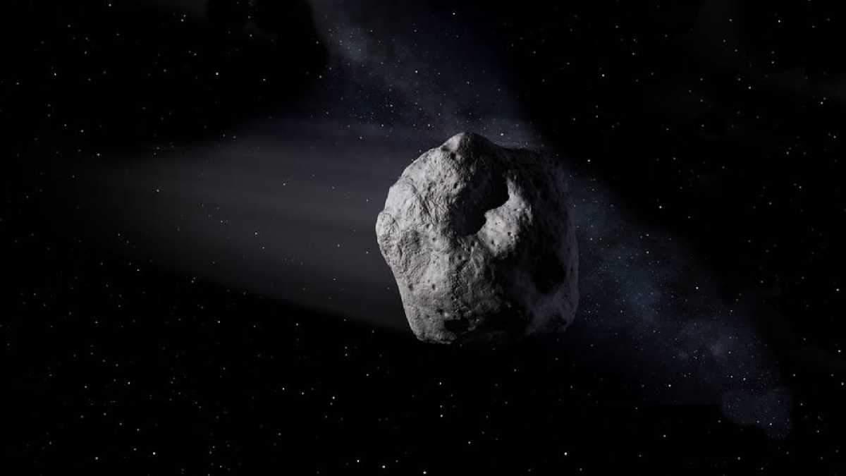 Астероїд 2020 – відео, як пролетів астероїд 1998 OR2