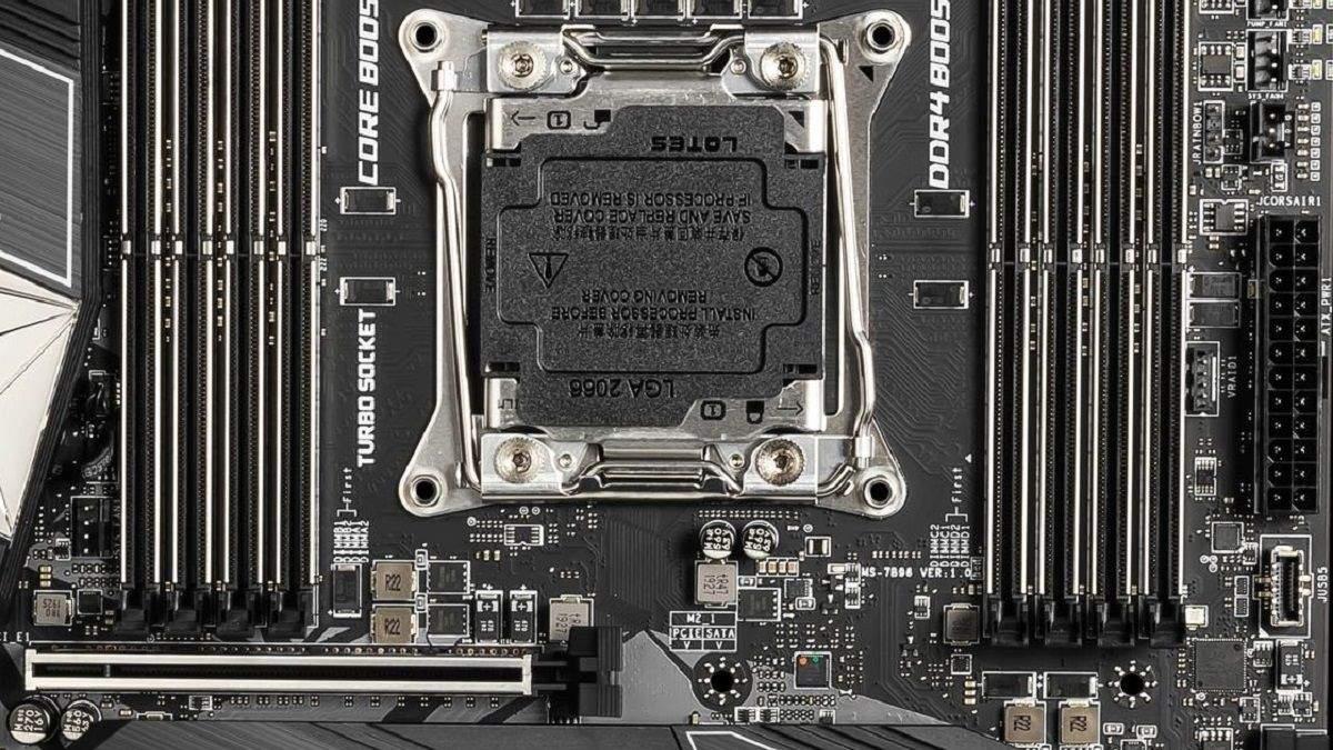 MSI представила нові материнські плати для процесорів Intel Core 10-го покоління