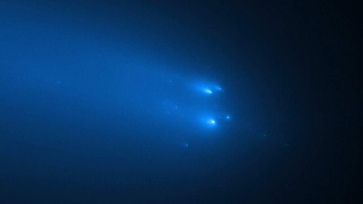 Комета ATLAS C/2019 Y4