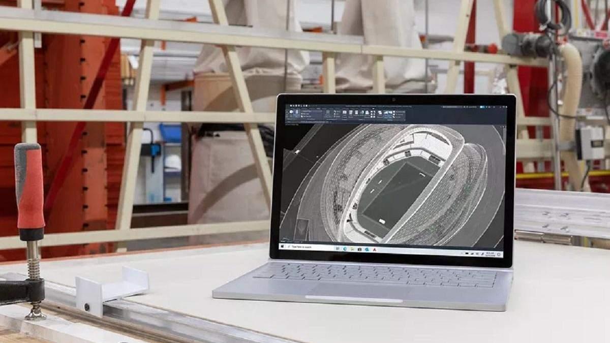 Microsoft Surface Book 3: характеристики і ціна в Україні