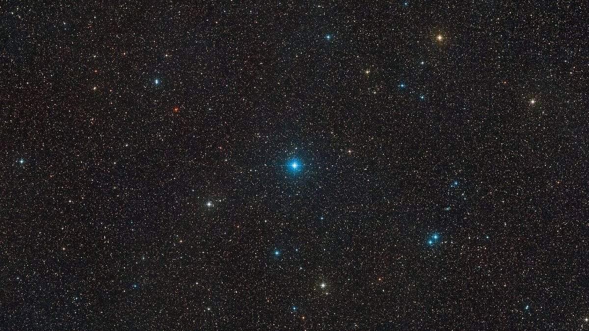 Сузір'я Телескоп