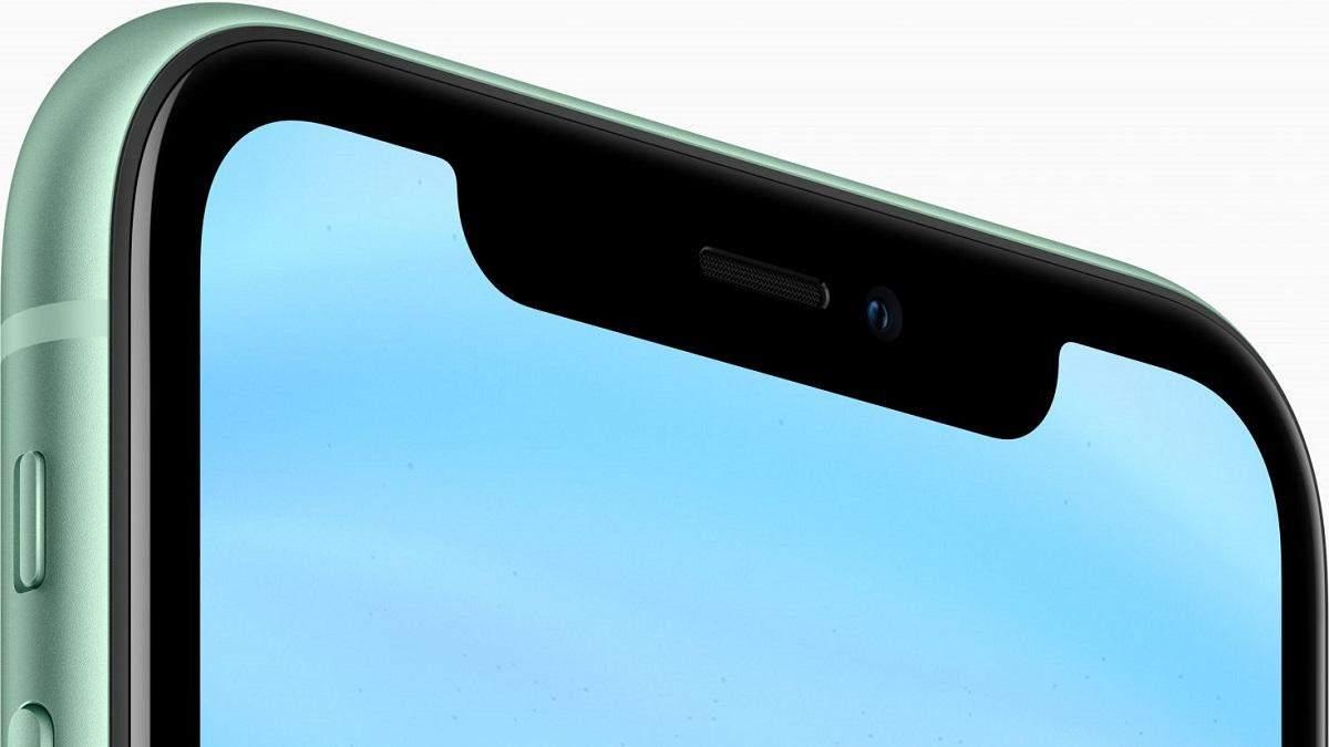 Фронталка iPhone 11 прошла тесты DxOMark