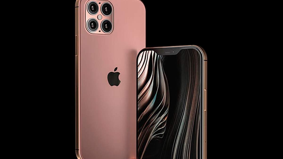Так може виглядати iPhone 12