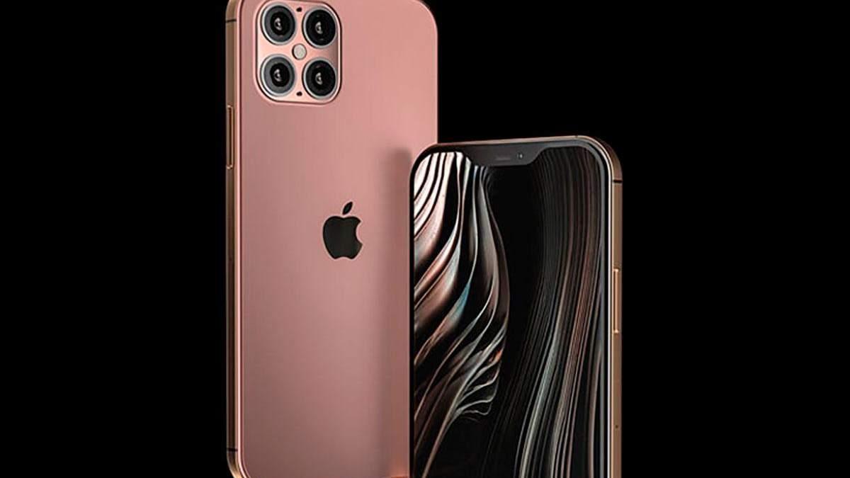 Так может выглядеть iPhone 12