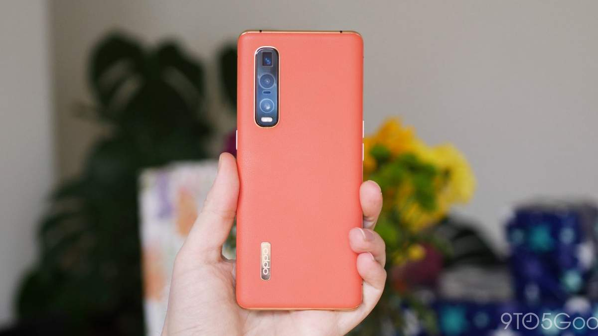 OPPO Find X2 Pro – самый мощный смартфон апреля