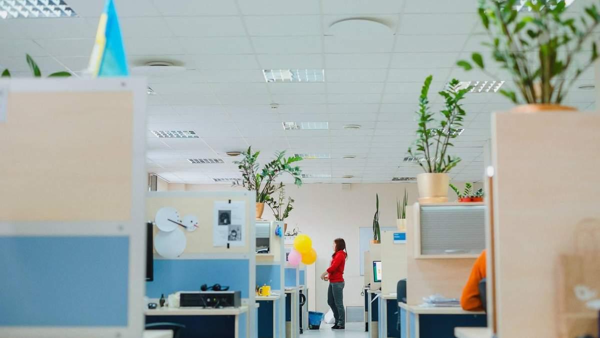 Офіс компанії EPAM