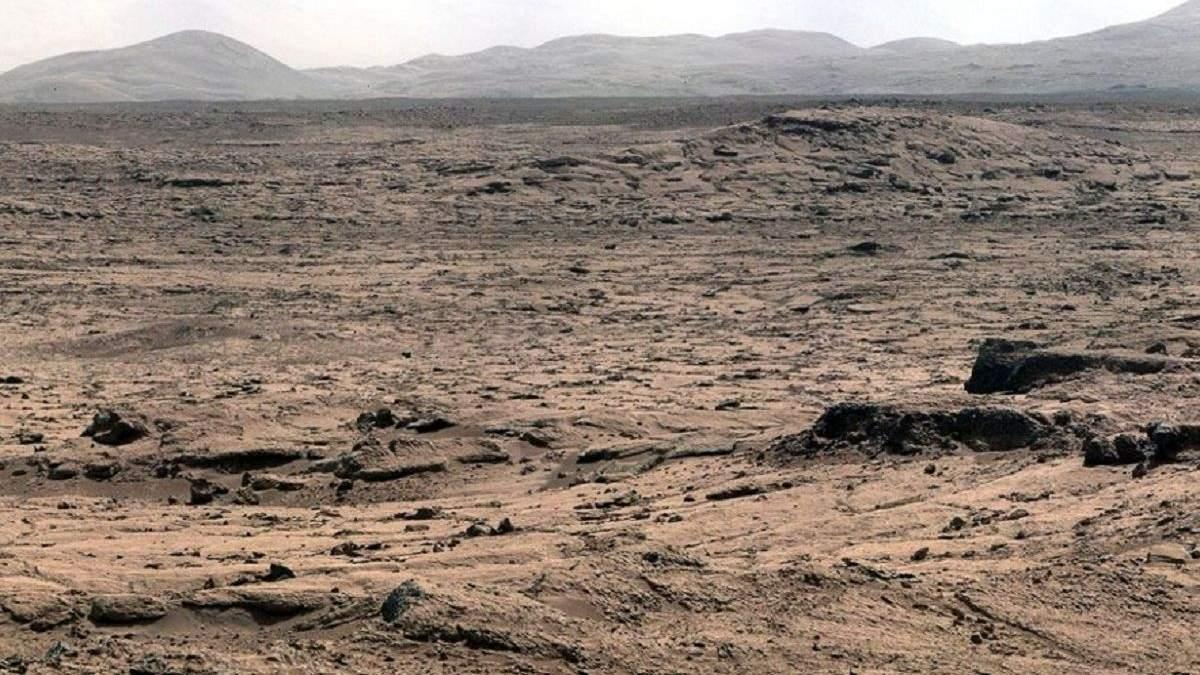 Вчені знайшли місце для людей на Марсі