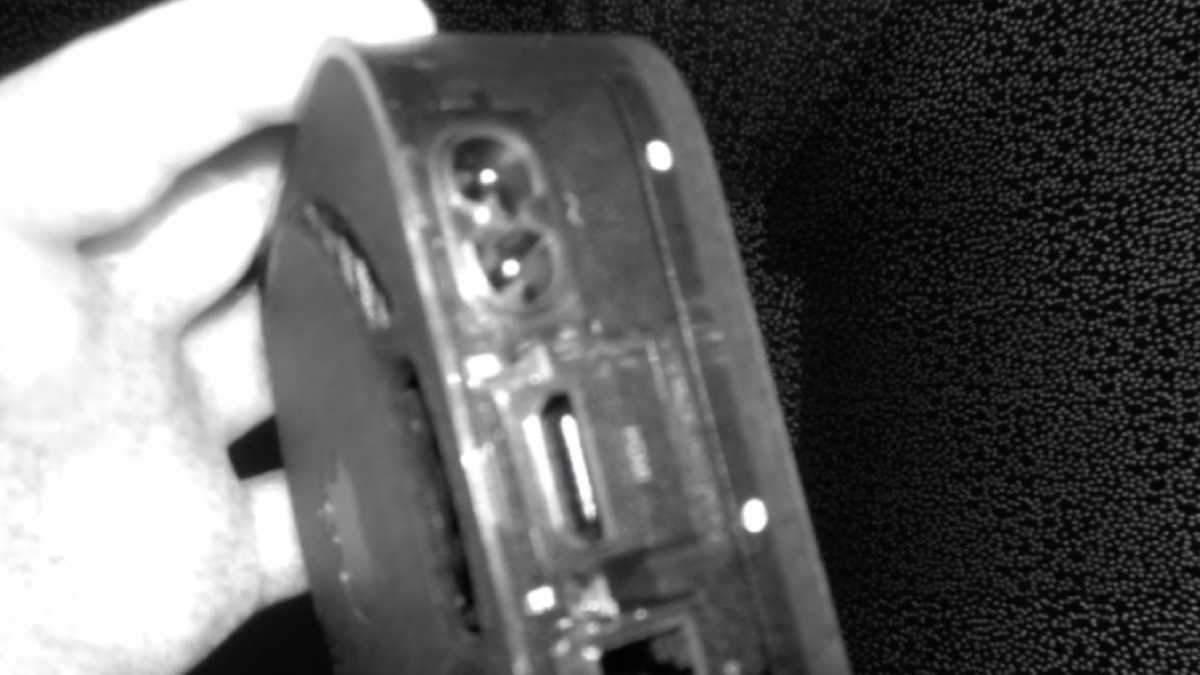Рентгеновское зрение есть и у камера iPhone