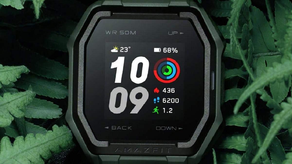 AmazFit Ares: розумний годинник Xiaomi – ціна й характеристики