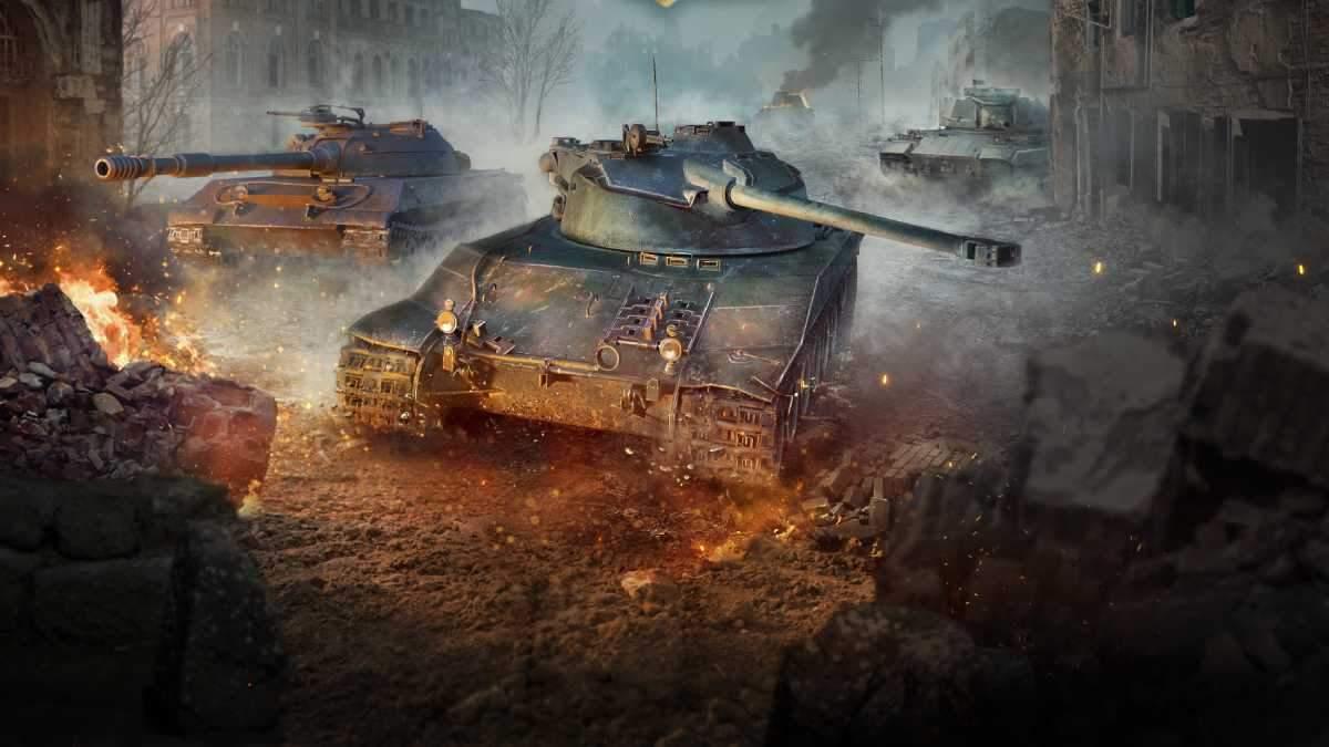 Международный турнир World of Tanks