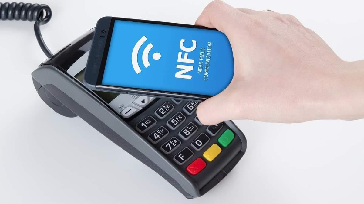 Безконтактна оплата запрацює на смартфонах Huawei з AG