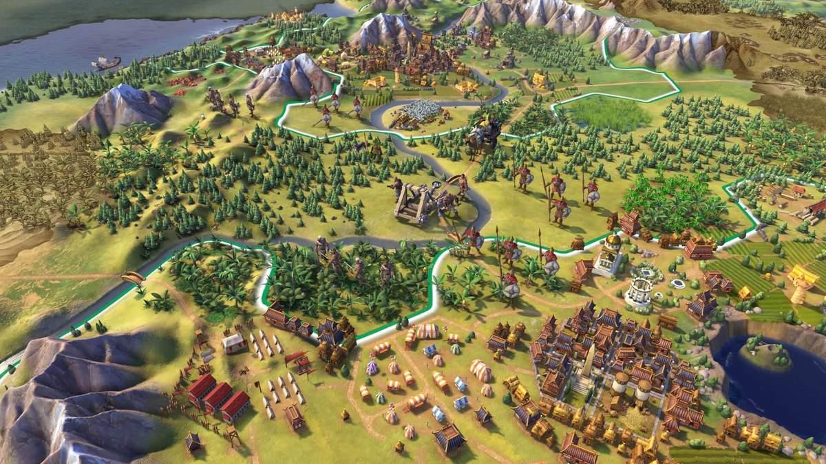 Civilization VI доступна безкоштовно