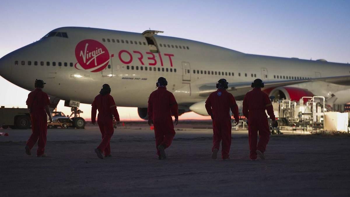 Virgin Orbit проведет тестовый запуск ракеты LauncherOne