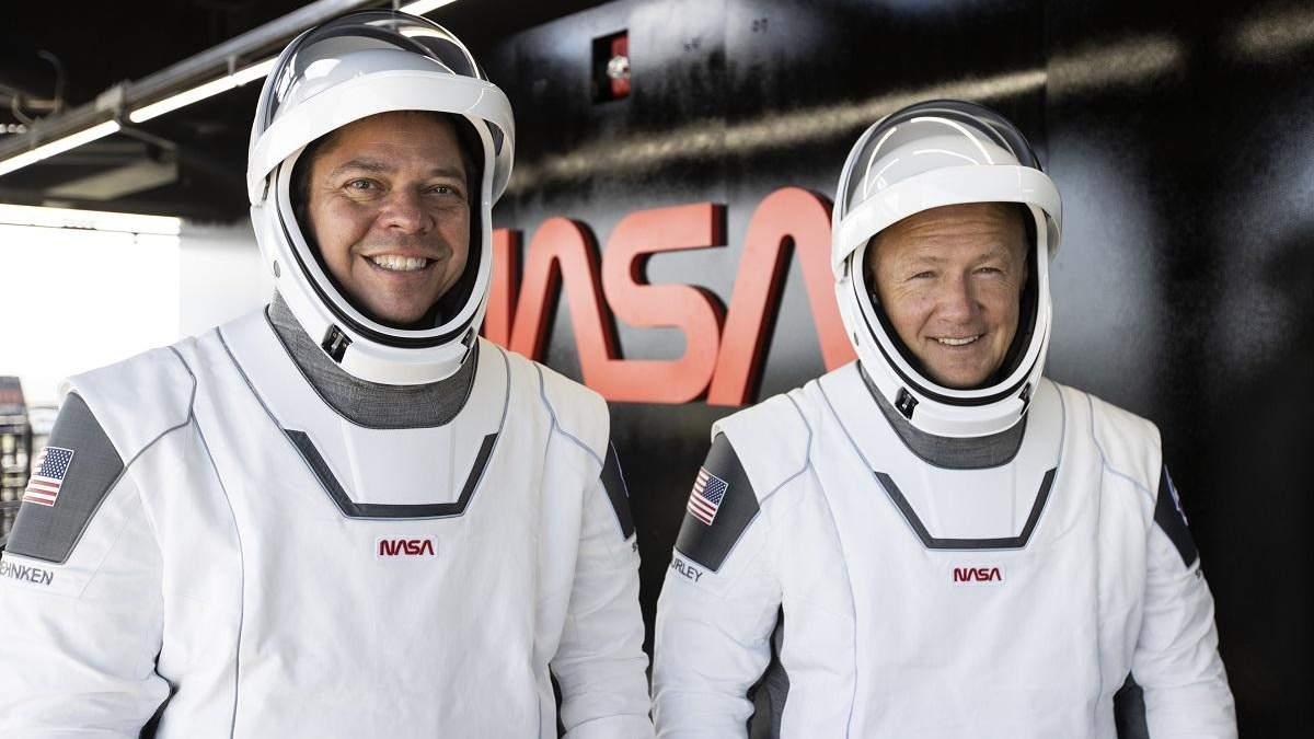 Запуск Crew Dragon та ракети 27 травня 2020 – онлайн трансляція