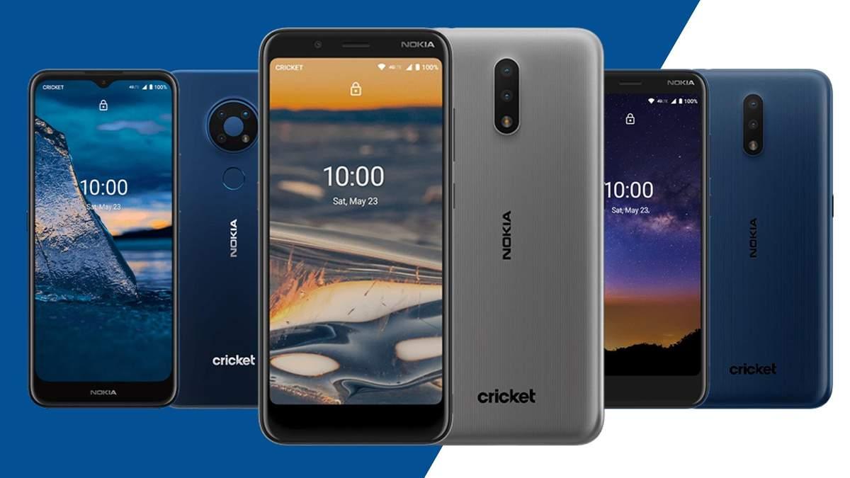 Nokia C5 Endi и Nokia С2: характеристики и цены