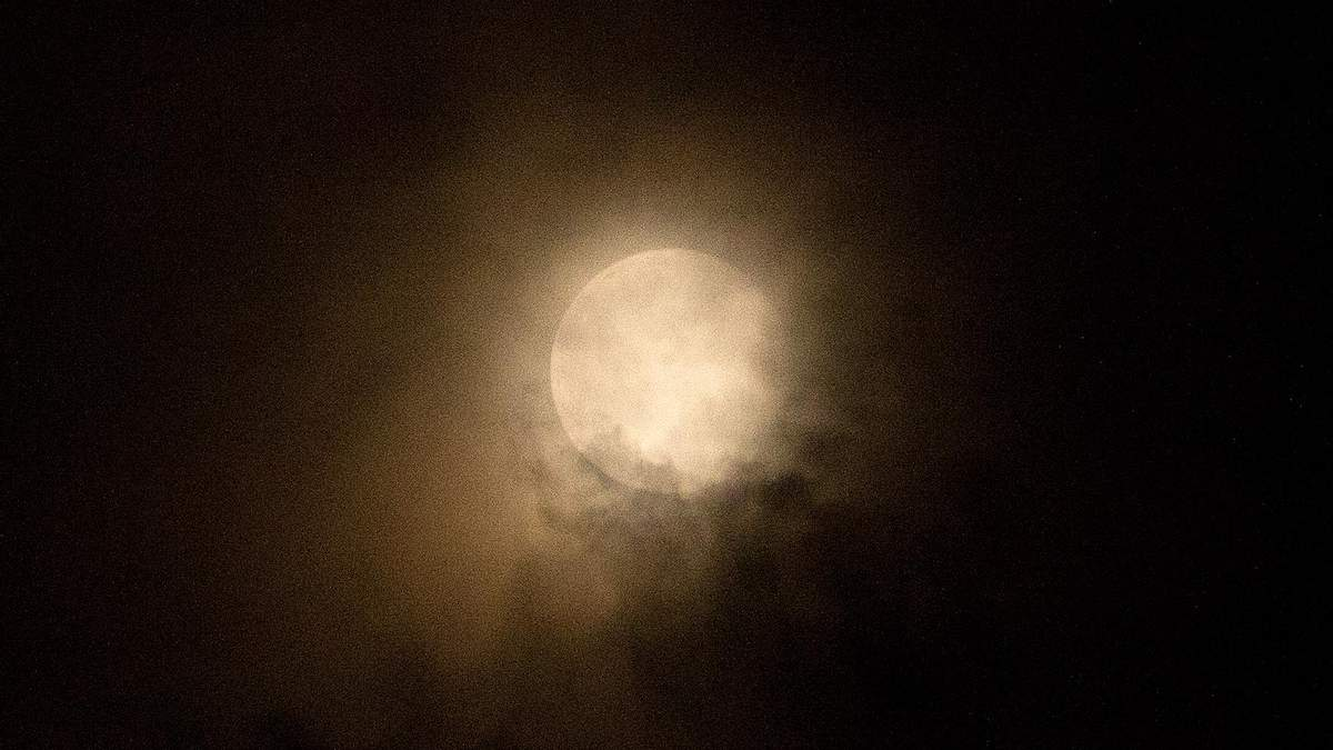 Повний Місяць у червні 2020: дата і час